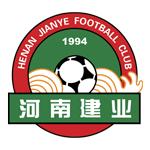 Henan Jianye soccer team logo