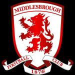 Middlesbrough soccer team logo