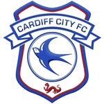 Cardiff soccer team logo