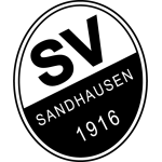 Sandhausen soccer team logo