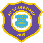Erzgebirge Aue soccer team logo