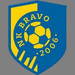 NK Bravo soccer team logo
