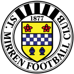 St Mirren soccer team logo