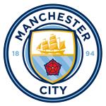 Man City soccer team logo
