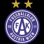 FK Austria Vienna soccer team logo