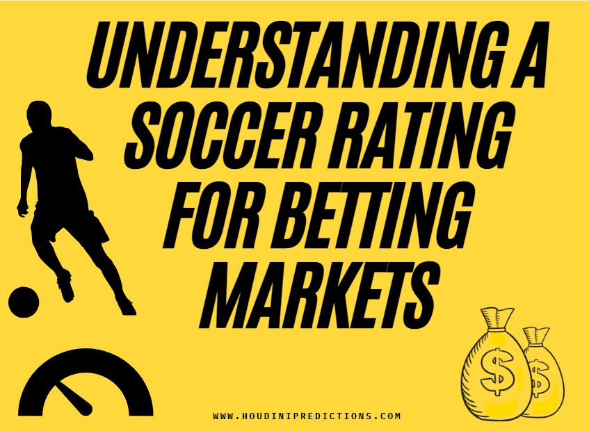 Understanding a Soccer Rating for Betting Markets